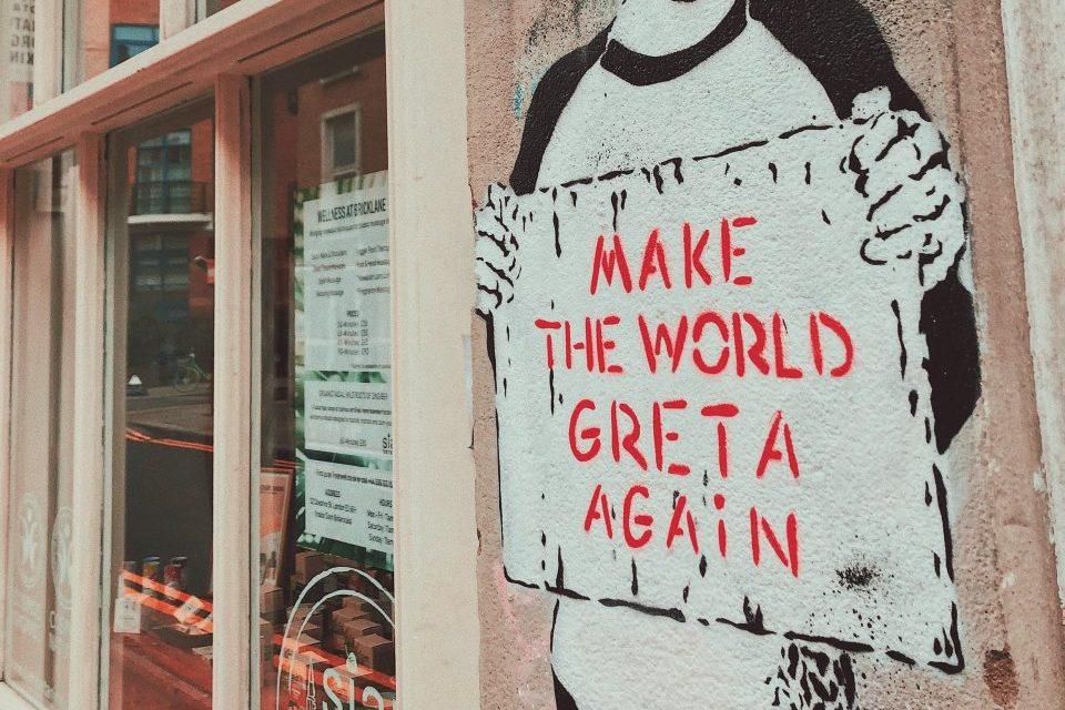 Da li će Greta Tunberg promeniti svet?